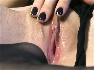 gorgeous babe Sasha Grey gets her pink coochie torn up hard by her fucktoy till she ejaculates