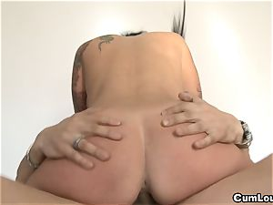 Jenny wants all your scorching jizz inwards her mouth