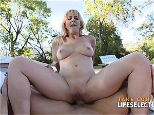 Cherie Deville - insatiable mummy boned rock hard