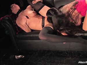 Alison Tyler and Jayden Cole plumb each other