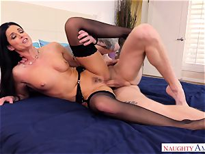 India Summers plowed in her backdoor