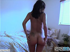 pov Swinger romp with youthful mates from school