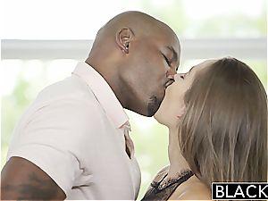 BLACKED Dani Daniels first multiracial