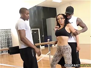 Nikki Benz luvs anal invasion with big black cock - cuckold Sessions