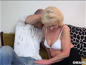 Lusty Mature hoe screwed by a super-naughty man