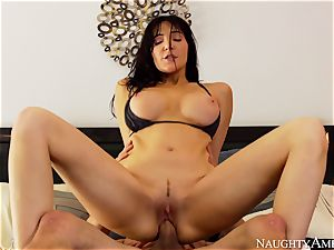 pornography with kinky huge-titted stepmother Diana Prince and her kinky stepson