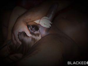 BLACKEDRAW I can't help it, he's so gigantic in my bootie