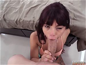 xxx rectal piss and filthy chum Gina Valentina Gets Her wish