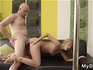 aged dude dp and mummy ally s partner parent Would you pole-dance on my meatpipe?
