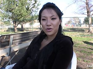 Behind the episodes interview with Asa Akira, part two