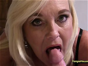 Ms Paris Rose in mummy son-in-law No Need for onanism