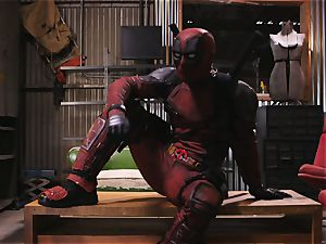 Deadpool gonzo An Axel Braun Parody sequence 1