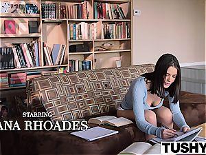 Lana Rhoades loves being an escort