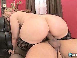 Brandi Sparks, big butt pawg, bootylicious Gettig drilled