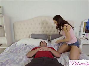 PrincessCum- super-cute nasty step-sister romps bound Up StepBro S2:E4