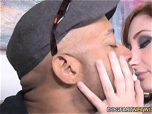 anal tart Violet Monroe humps big black cock - cuckold Sessions