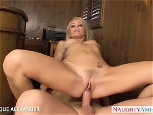 sweetheart adult movie star Monique Alexander pounding