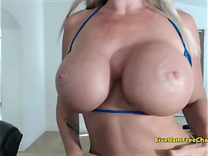 MUST witness mummy flawless boobies AND OMG