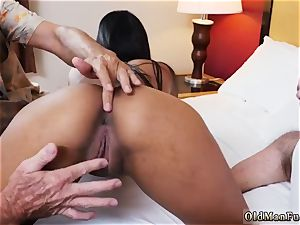 towheaded mom gets young manmeat hardcore Staycation with a latin hotty
