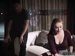 unspoiled TABOO Lena Paul coaxed into ass fucking with Bosses spouse